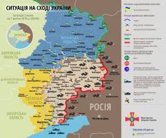 На Донецькому напрямку за минулу добу бойовики випустили близько 100 мін та декілька артснарядів