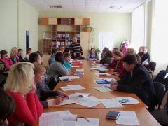 Круглий стіл з патріотичного виховання відбувся в Сєвєродонецьку
