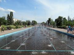 В Северодонецке будут запущены фонтаны