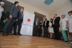 У Лисичанську відкрили міську лікарню після реконструкції