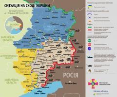 На Луганському напрямку бойовики тричі порушили режим тиші