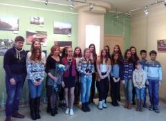 Выставка работ юных фотографов в Северодонецкой галерее