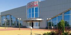 Луганский аэропорт. Первое столкновение