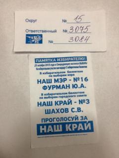 Заместитель Георгия Туки рассказала о массовом подкупе избирателей на Луганщине