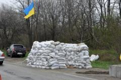 В Луганской области увеличилось количество блокпостов