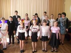 Весняний концерт