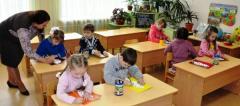 Образование начинается с детского сада