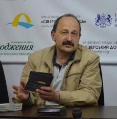 """Проект """"Український простір"""" знов у Сєвєродонецьку"""