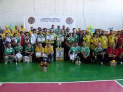 Команда Сєвєродонецька брала участь у Регіональних змаганнях V Всеукраїнської спартакіади «Сила духу»