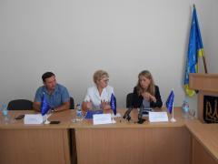 Представник ЄС перевірила виконання проекту в Сєвєродонецьку