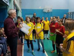 Футбольный фестиваль прошел в Северодонецке