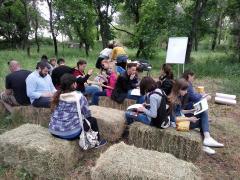 В Северодонецке и Счастье прошел фестиваль «32 мая»