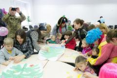 Дитяча феєрія в бібліотеці:  у ЛОУНБ імені О. М. Горького відсвяткували День святого Миколая