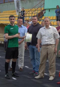 В Северодонецке  состоялся финал кубка города по футболу