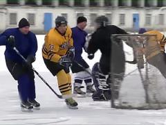 На Луганщине открыт хоккейный сезон