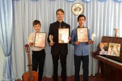 Талант воспитанников школы искусств в Рубежном оценили на Всеукраинском фестивале