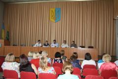 Луганська обласна служба зайнятості провела підсумкову нараду