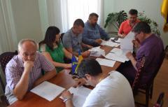 Відбулося п'ятнадцяте засідання виконавчого комітету Сєвєродонецької міської ради VII скликання
