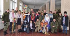 Сєвєродонецькі активісти колядували та щедрували
