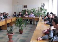 У Сєвєродонецьку пройшов «круглий стіл» з проблем расової дискримінації