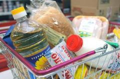 У Луганській області середня ціна на більшість товарів є нижчою, ніж в середньому по Україні