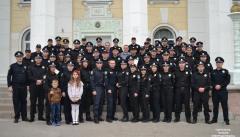 Патрульной полиции Северодонецка, Лисичанска и Рубежного исполнился год