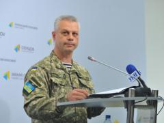 Андрій Лисенко: Минулої доби жоден український військовий не загинув