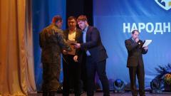 Громадськість відзначила сєвєродонецьких поліцейських за відданість служінню українському народові