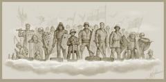 20 лютого - мітинг пам`яті героїв Небесної сотні