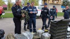 Спасатели Луганщины получили новое оборудование на 3 миллиона гривен