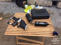 На Луганщине задержали торговца краденым