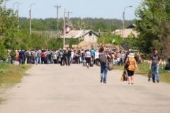 Новини АТО: три обстріли Станиці Луганської вночі та закритий перехід вранці