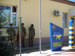 У Красній Талівці відкрили пам'ятний знак загиблим воїнам-прикордонникам