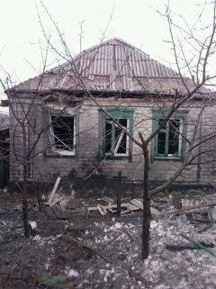 У Попаснянському районі під час бойових дій було пошкоджено та зруйновано 2566 об'єктів житлового фонду