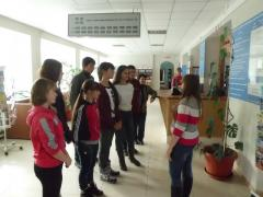 День відкритих дверей в Попаснянському районному центрі зайнятості для школярів