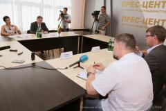 Луганщину відвідав Надзвичайний і Повноважний Посол Литовської Республіки в України