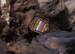 В Крымском обнаружены тела военных в российской форме
