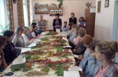 Семінар-практикум з національно-патріотичного виховання в екологічному Центрі