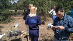Рятувальники провели рейд по лісам
