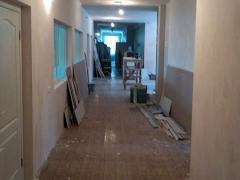 В больницах Северодонецка продолжаются ремонтные работы