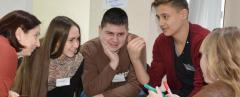Школьники Луганщины представили ПРООН свои проекты для решения проблем своих громад