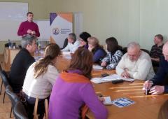 Тренінг з аналізу програм патріотичного виховання відбувся в Сєвєродонецьку
