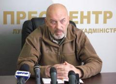Тука пояснил, зачем ему охрана, и рассказал о стрельбе в Лисичанске