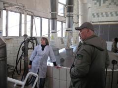 Георгій Тука побував на Лисичанському пивоварному заводі