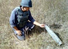 На Луганщині вилучено 168 одиниць вибухонебезпечних предметів