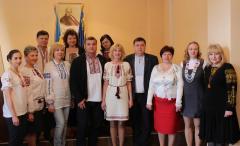 Сєвєродонецька міська рада приєдналася до святкування Всесвітнього дня вишиванки