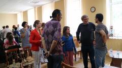Живая библиотека на Луганщине