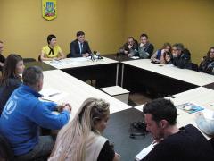 У Луганській обласній ВЦА пройшла зустріч з міжнародною групою журналістів
