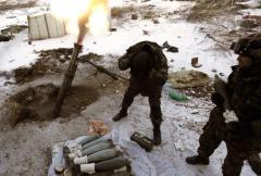Новини АТО: ворог обстрілює попаснянський напрямок із забороненої Мінськими домовленостями зброї