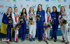 Наші спортсмени поповнили скарбничку національної збірної трьома срібними медалями